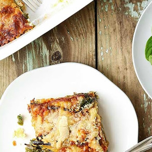 Vegetarian Keto Lasagna recipes